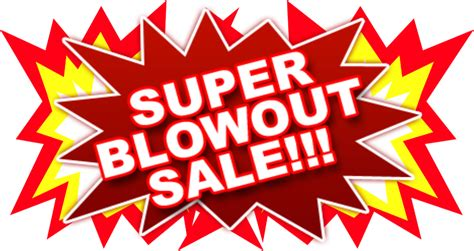 chinese blowout sale