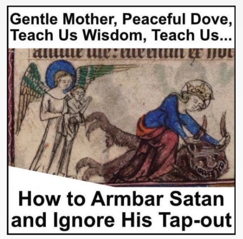 arm bars for demons